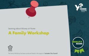 Picture of learning about money at home workshop